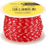 Шнур для каменщика красно-белый, полипропилен, STABILA