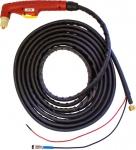 Плазменный резак PT50 (2pin,3/8G) 6 м, AURORA, 12287