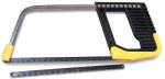 Мини-ножовка по металлу Junior с пластмассовой рукояткой, STANLEY, 0-15-218