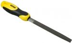 Напильник слесарный полукруглый 200 мм, STANLEY, 0-22-456