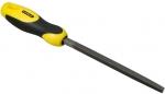 Напильник слесарный трехгранный 200 мм, STANLEY, 0-22-462