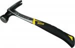 Молоток Fatmax Xtreme c прямым гвоздодером, 425 гр, STANLEY, 1-51-123