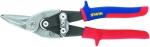 Ножницы по металлу 250 мм, левые, IRWIN, 10504309