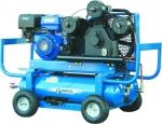 Компрессор бензиновый СБ 4/С-90 W95-6 SPE390E, со стартером, 1700 л/мин, REMEZA, 1164920