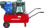 Компрессор поршневой AB 100-850-SPE390R, передвижной, 850 л/мин, REMEZA, 3731900