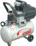 Компрессор поршневой Aircast СБ 4/С-100.J2047B, с прямым приводом, REMEZA, 4112460