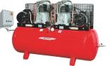 Компрессор поршневой ABT 500-1350 T, тандем с ременной передачей, 1260 л/мин, REMEZA, 8321
