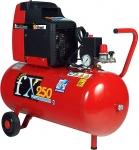 Компрессор поршневой безмасляный с прямой передачей FX250, 240 л/мин, FIAC, 450700