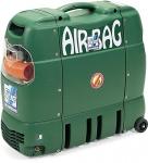 Компрессор поршневой безмасляный с прямой передачей Airbag HP-1,5, 205 л/мин, FIAC, 7114