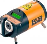 Нивелир лазерный электронный FKL-80, для прокладки труб и ливневых канализаций, с аккумулятором, GEO-FENNEL, 450000