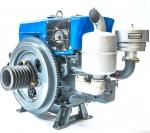 Дизельный двигатель, 14,7 кВт, Garden Scout ZS1115 NLD с электростартером, СКАУТ, gs-1209