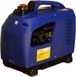 Бензиновый генератор - электрогенератор, 230В, 0,9-1кВт, GIN 1000, FOXWELD