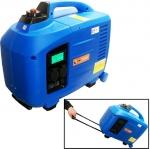 Бензиновый генератор - электрогенератор, 230В, 2,6-2,7кВт, GIN 2600, FOXWELD