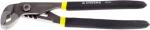 """Клещи """"MASTER"""" HERCULES переставные, хромированное покрытие, двухкомпонентные ручки, 240мм, STAYER, 2236_z01"""