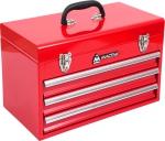Ящик инструментальный, 3 полки, МАСТАК, 511-03380