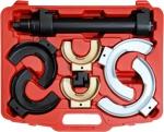 """Стяжка пружин ф75-190mm (набор 8пр.(3пары)) """"Professional"""", АВТОДЕЛО, 41509"""