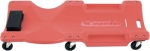 Лежак ремонтный на 6-ти колесах, 1000 х 475 х 128 мм, пластиковый, MATRIX, 567485