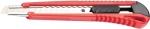Нож, 9 мм, выдвижное лезвие, металлическая направляющая, MATRIX, 78909