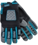 Перчатки универсальные комбинированные DELUXE, XL, GROSS, 90334