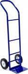 Тележка грузовая 2-х колесная НТ1805, г/п 150кг, п/н колеса d200мм, платформа 350х230, СИБРТЕХ, 68931