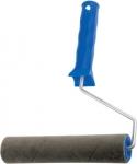 """Валик """"ВЕЛЮР"""" с ручкой, ворс 2 мм, D - 36 мм, D ручки - 6 мм, СИБРТЕХ"""