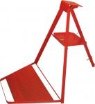 Верстак-тренога с площадкой для гибки, SUPER-EGO, 463000000