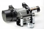 Лебедка автомобильная электрическая LB- 4000, 4,5 т, 3,7 кВт, 12 В, DENZEL, 52026