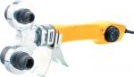 Аппарат для сварки пластиковых труб DWP-750, 750Вт, 260-300 град.,компл насадок, 20 - 40 мм, DENZEL, 94203