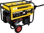 Генератор бензиновый GE 4500Е, 4,5 кВт, 220В/50Гц, 25 л, электростартер, DENZEL, 94683