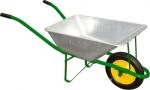 Тачка садовая, грузоподъемность 120 кг, объем 58 л, PALISAD, 68910