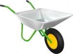 Тачка садовая, грузоподъемность 100 кг, объем 65 л, PALISAD, 68912