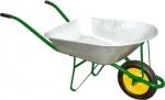 Тачка садовая грузоподъемность 160 кг, объем 78 л, PALISAD, 68915