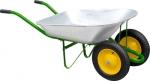 Тачка садовая, два колеса, грузоподъемность 170 кг, объем 78 л, PALISAD, 68922