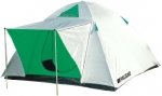Палатка двухслойная трехместная 210x210x130cm, PALISAD Camping, 69522