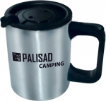 Термокружка с крышкой-поилкой, 450 мл, PALISAD Camping, 69530