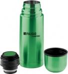 Термос классический с клапаном, 500 мл (зеленый), PALISAD Camping, 69537