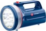 Фонарь поисковый светодиодный, пластиковый корпус, 30 часов непрерывной работы,12Led, 4хLR20, STERN, 90530
