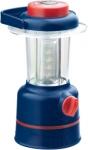 Фонарь кемпинговый, светодиодный, с регулятором яркости, пластиковый корпус, 16 Led, 3хАА, STERN, 90540