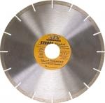 Диск алмазный отрезной сегментный, сухая резка, EUROPA Standard, SPARTA