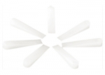 Клинья, 30х6х5 мм, для кладки плитки, 200 шт., SPARTA, 880225
