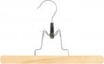 Вешалка деревянная - зажим, ELFE, 92919