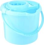 Ведро пластмассовое круглое с отжимом, ELFE
