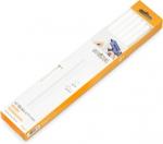 Клеевые стержни белые 11x250мм, 10шт., STEINEL, 006808