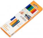 Клеевые стержни 7х150 мм, разноцветные, STEINEL, 006969