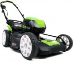 Аккумуляторная газонокосилка GD80LM51, 80В (без аккумуляторной батареи и зарядного устройства), 51см, GREENWORKS, 2500707