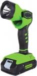 Аккумуляторный фонарь G24WL, 24В (без аккумуляторной батареи и зарядного устройства), GREENWORKS, 3500507