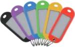 Бирки для ключей, пластиковые (набор 6 шт), КОНТРФОРС, 171802