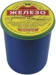 Железо хлорное безводное, ГОСТ 4147-74, для травления медных сплавов, печатных плат, 250 гр, КОНТРФОРС, 200015