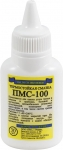 Масло силиконовое ПМС-100, Термостойкая смазка, (флакон пластик, с капельницей), 40 мл, КОНТРФОРС, 200094