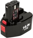 Батарея аккумуляторная SA-14-15, Ni-Cd, 14,4 В, 1,5 Ач, (совместимость с моделью SAD-14-D), STOMER, 33102007